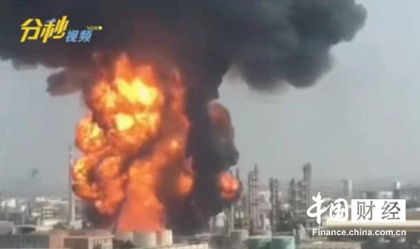 """珠海长炼石化设备有限公司发生爆炸,火势已控制暂无伤亡,企业长期""""带病""""生产!"""
