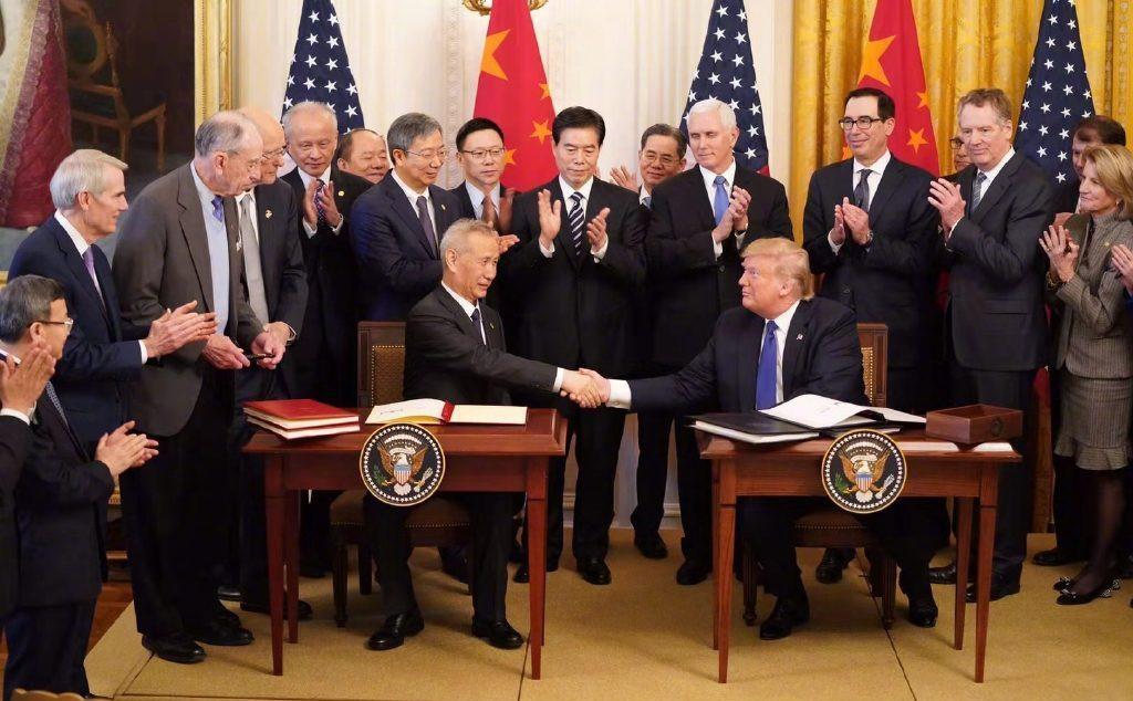 """中美经贸""""止战"""",为全球注入确定性"""