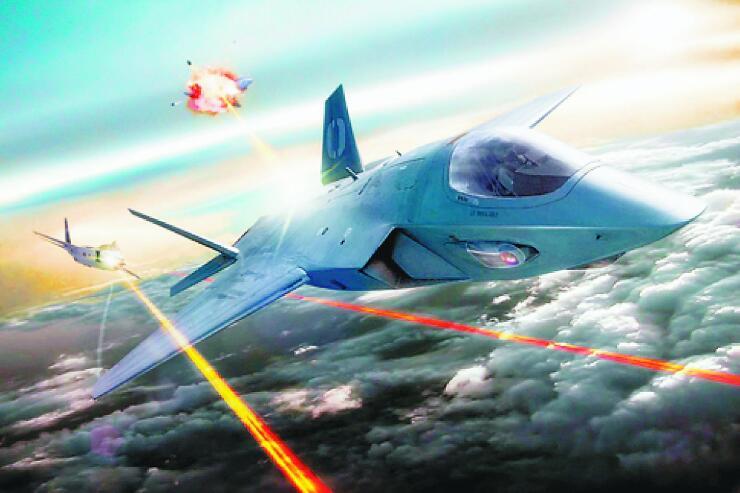 激光器改变空战模式?面临重大挑战