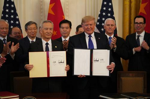 """中美""""战略性停战"""",协议有利整个世界,经济预期向好"""