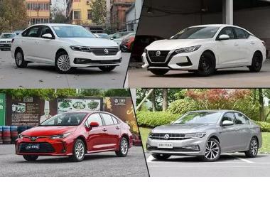2019年轿车市场销量排行榜