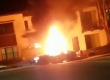特斯拉 S在美发生事故并起火,导致司机死亡