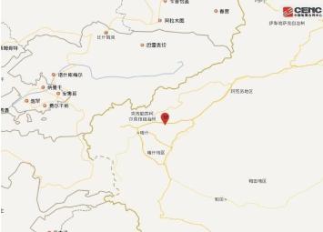 新疆6.4级地震:余震不断,已致1人重伤2人轻伤