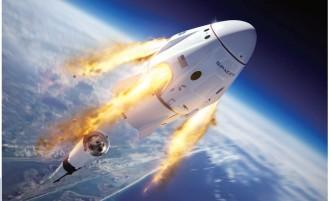 """载人""""龙""""飞船,最安全太空飞行系统的人类设计"""