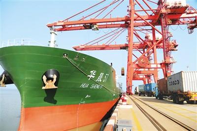 中国120多个贸易伙伴,逆势增长5个新特征