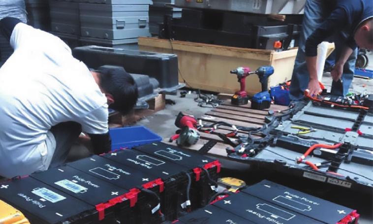 动力电池回收,混乱的状态,害群之马,危害甚广