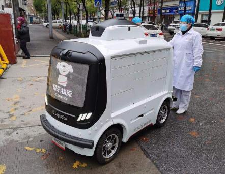 京东无人车或将成为中国汽车工业发展的新拐点