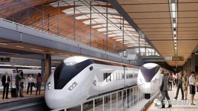 英国高铁2号工程(HS2)项目须20年完工?中铁:5年搞定