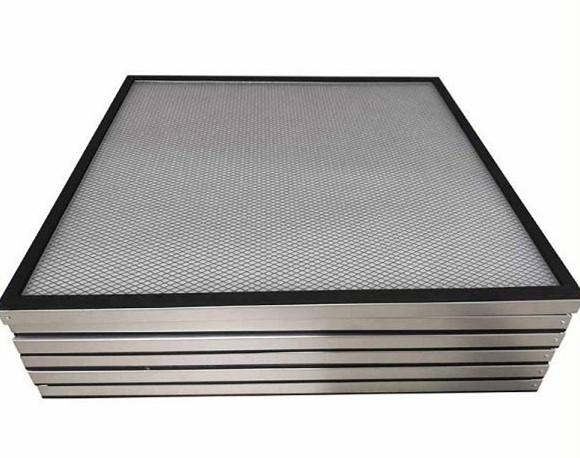 空气过滤器,作用与工作原理,典型空气过滤器