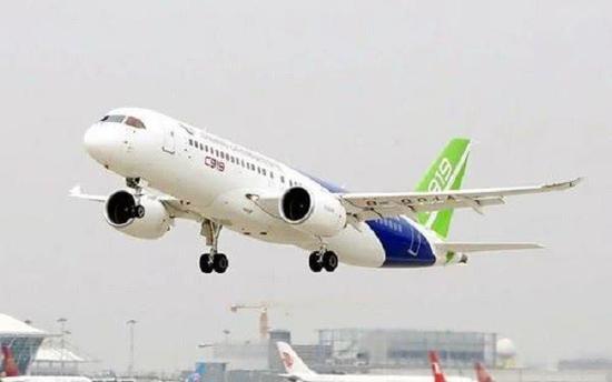 美国欲对中国C919客机断供航空发动机