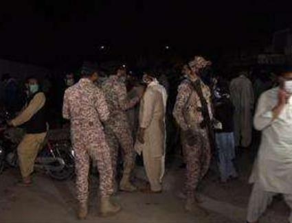 巴基斯坦毒气泄漏,致5死70伤