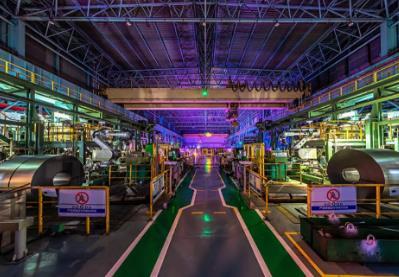 智慧钢厂正在走向全国,中国宝武宝钢股份在抗击疫情期间智能化生产
