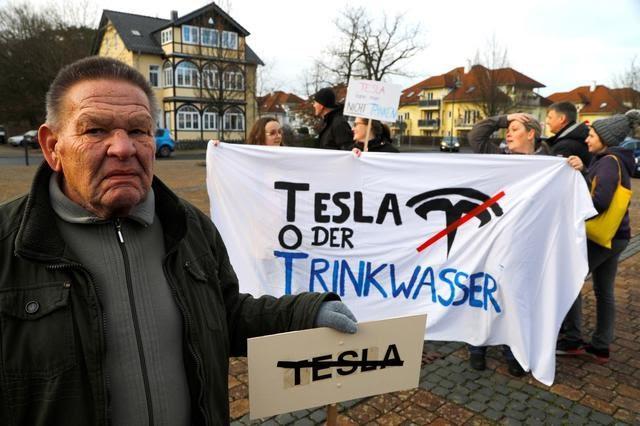 特斯拉德国建厂需砍伐92公顷森林,遭法院叫停