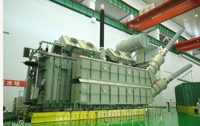 换流变压器,国内企业独立换流变压器的制造
