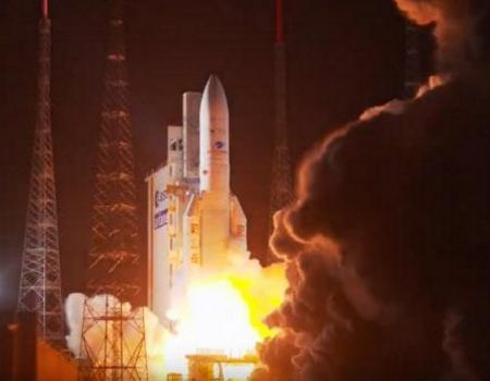"""环境卫星""""千里眼2B""""号成功发射升空,并与Yatharaga地面站进行首次通信"""