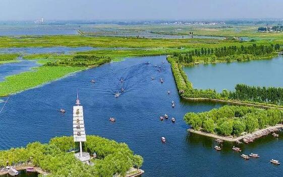河北推进白洋淀生态环境治理,建设新时代生态文明典范城市