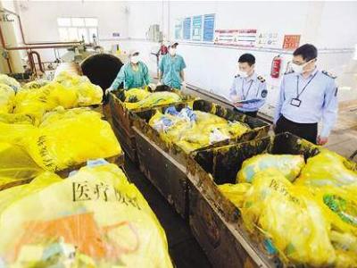 医疗废弃物处置标准:设专用收集桶,加强医疗废弃物处置监管