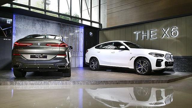 新一代宝马X6 M试驾评测:豪华与科技加持,无畏先行者名号