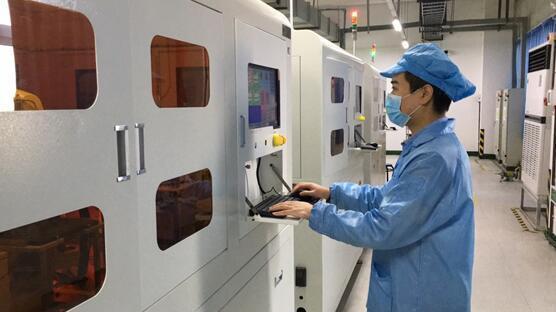 全球首款5G工业互联网模组顺利下线,将加速推动制造业高质量发展