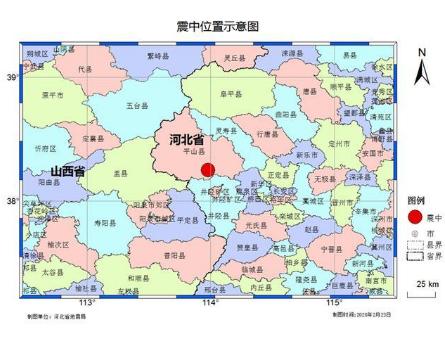 平山3.0级地震突发,如何通过物联网技术提前预警