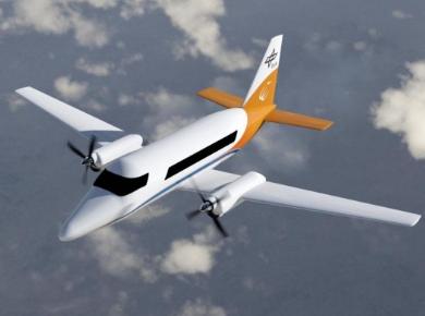 如何使电动通勤飞机实用化?研究显示电动飞机在短程航线上发挥作用