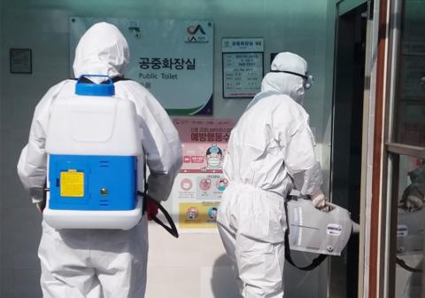韩国新冠肺炎增至1146例,总统文在寅不是自行隔离对象