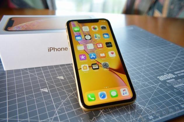 ?2019手機出貨量排行榜發布:iPhone XR出貨量約4630萬部,全球第一