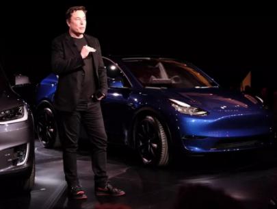特斯拉首批Model Y将于3月份正式交付