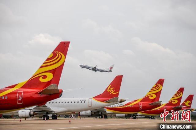 海南地区空域调整方案正式实施:进一步提升航班正常率