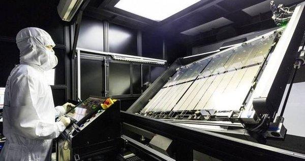 LCD液晶面板行业将迎长期拐点:疫情影响供给,刺激面板价格上涨