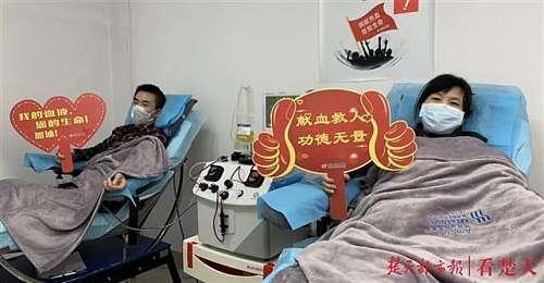 """武汉已有10位康复者连续两次捐血浆,首位""""二连捐浆者""""叫蔡桃英是名护士"""