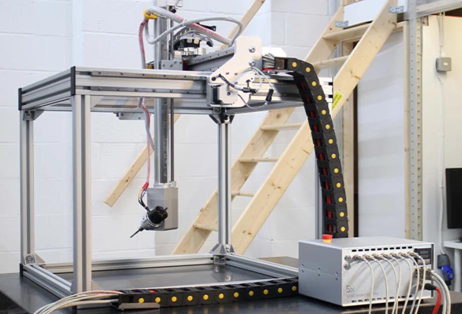 5轴3D打印机最新进展,多功能工具机,选择CNC铣削头