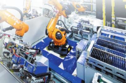 宁德时代募资扩产,中国动力电池自主企业逐渐崛起反超