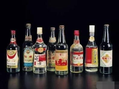 贵州老牌八大名酒回顾