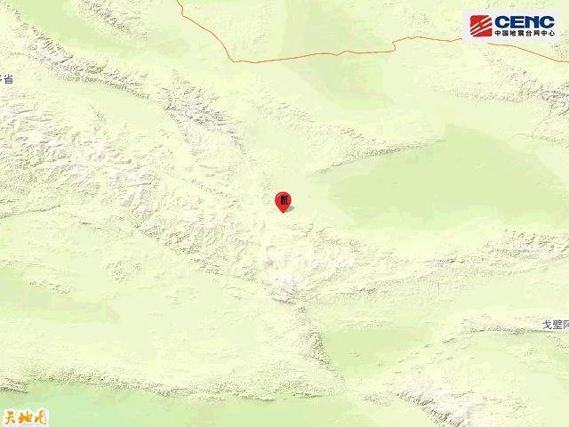 蒙古发生5.9级地震,阿尔泰距震中约168公里