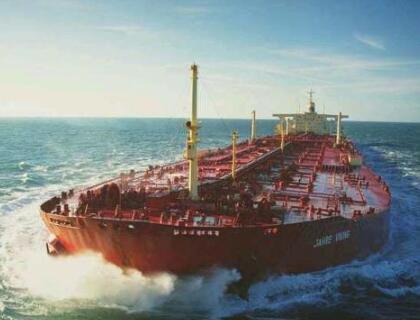 中国84艘巨轮拔锚起航赴海湾,一次可运送1.68亿桶原油