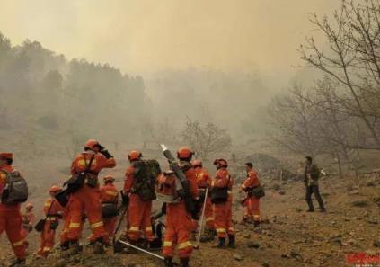 凉山州连发火灾,凉山大火是什么原因造成的