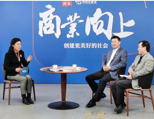 飞鹤乳业董事长冷友斌访谈:飞鹤乳业市值为何可超越蒙牛