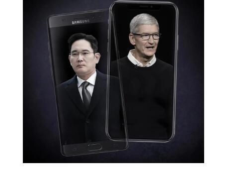 三星大战苹果:从合作伙伴到成为死敌,三星两年内或可超越苹果