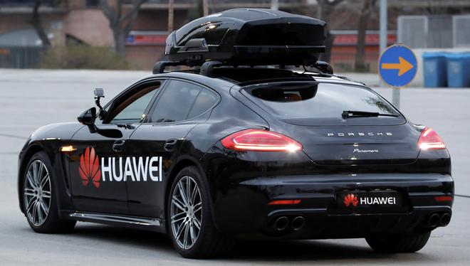 ?華為計劃大力推進自動駕駛技術發展:目標2025年成為中國領先頭企