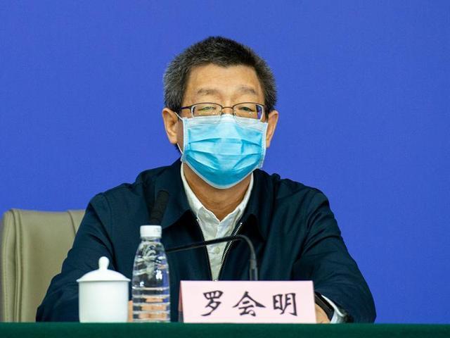 罗会明:无恢复期病人再感染,未发现康复期患者传染他人情况