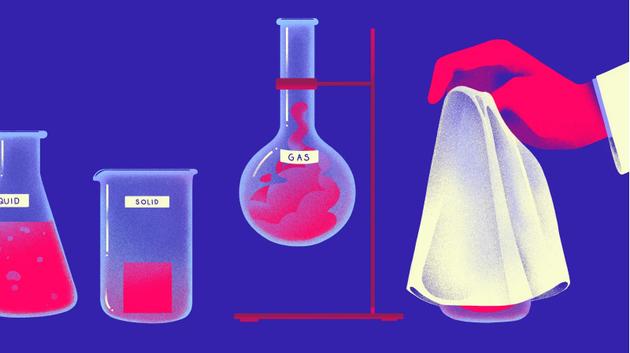 物理学家不断发现新的物质状态,发现数百万种可能的物质状态