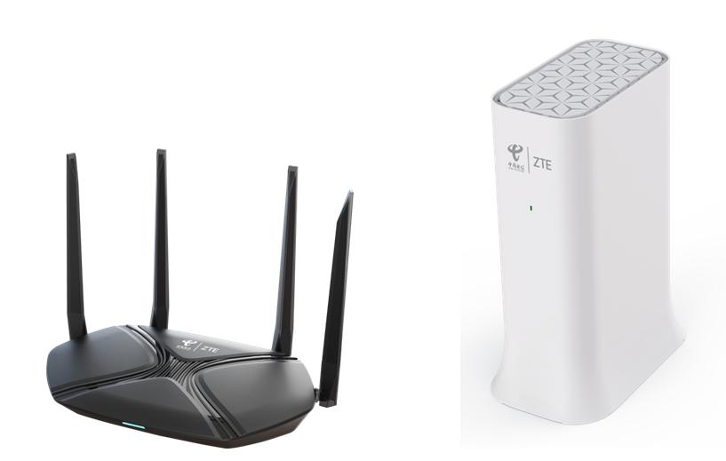 Wi-Fi 6定制路由器,中国电信联合中兴再次升级路由器