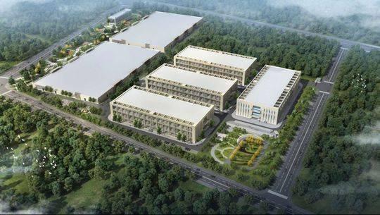 腾讯西部云计算数据中心二期项目开工,总投资45亿元