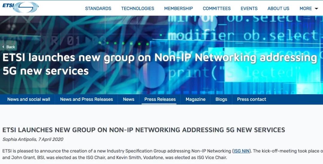 "5G网络""New IP"",替代TCP/IP,解锁未来新机遇"