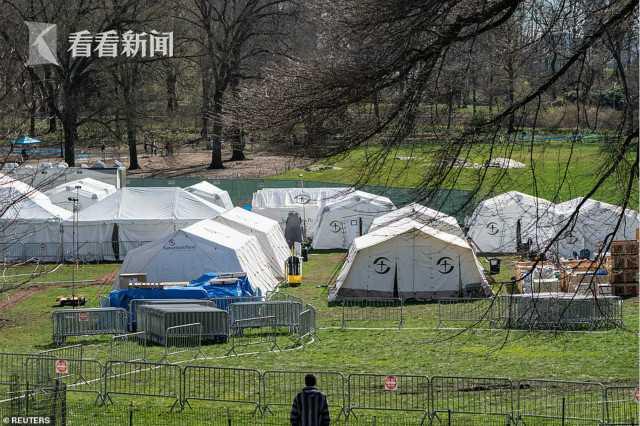 纽约市每天都有超过200人在家中逝世,议员称要把尸体埋公园内
