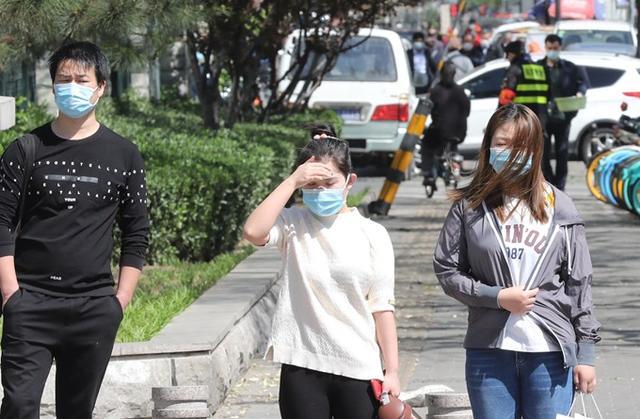 北京最新天气预报:大风连刮三天,阵风可达10级,降温7℃