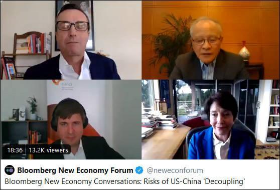 中国提供给美国14亿个口罩,够每个美国人分5个