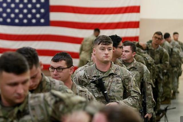 美军26艘军舰现确诊,至少3578名美国军人确诊感染新冠肺炎