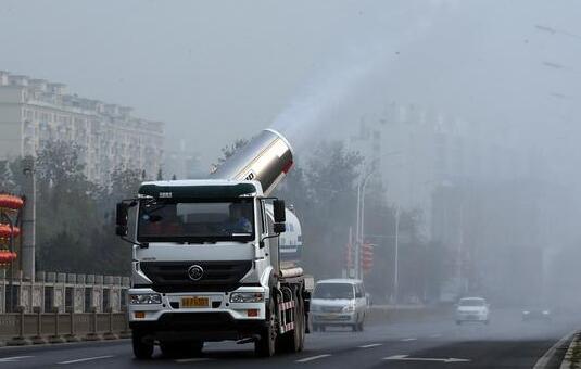 京津冀秋冬季大气重污染频发的根本原因是超出环境容量50%以上的高强度排放